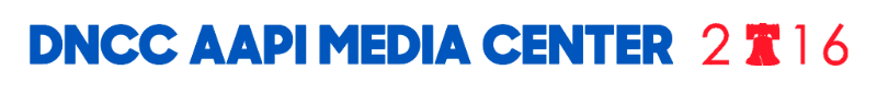 dnc aapi media center logo